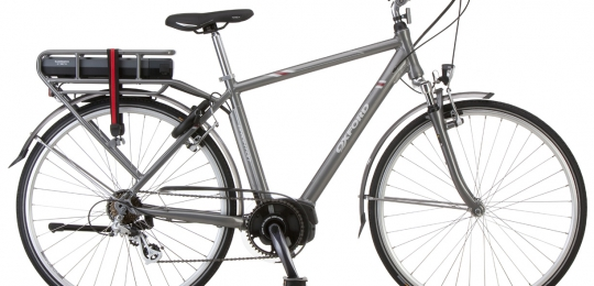 Oxford electrische fiets Brighton 7V Heren